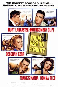 From Here to Eternity - 27 x 40 Movie Poster - Style A