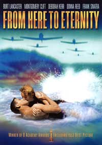 From Here to Eternity - 11 x 17 Movie Poster - Style E