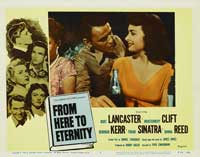 From Here to Eternity - 11 x 14 Movie Poster - Style B