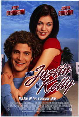 From Justin to Kelly - 27 x 40 Movie Poster - Style A