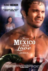 From Mexico with Love - 43 x 62 Movie Poster - Bus Shelter Style A