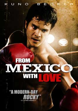 From Mexico with Love - 27 x 40 Movie Poster - Style B