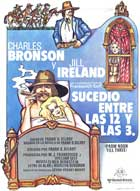 From Noon Till Three - 27 x 40 Movie Poster - Spanish Style A