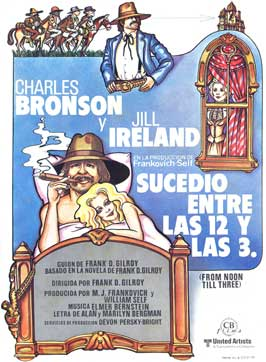 From Noon Till Three - 11 x 17 Movie Poster - Spanish Style A