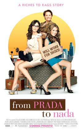 From Prada to Nada - 43 x 62 Movie Poster - Bus Shelter Style A
