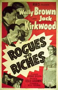 From Rogues to Riches - 11 x 17 Movie Poster - Style A