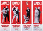 From Russia with Love - 11 x 14 Movie Poster - Style E