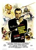 From Russia with Love - 11 x 17 Movie Poster - Spanish Style A