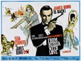 From Russia with Love - 30 x 40 Movie Poster UK - Style A