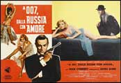 From Russia with Love - 11 x 14 Movie Poster - Style I