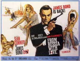 From Russia with Love - 11 x 14 Movie Poster - Style A