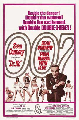 From Russia with Love - 11 x 17 Movie Poster - Style F