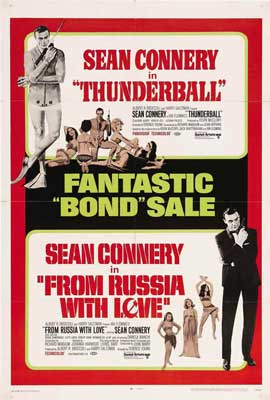 From Russia with Love - 27 x 40 Movie Poster - Style D