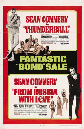 From Russia with Love - 11 x 17 Movie Poster - Style G