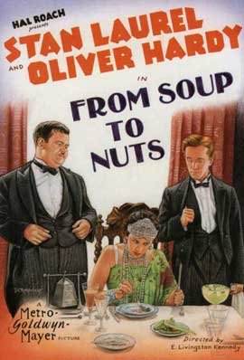 From Soup to Nuts - 11 x 17 Movie Poster - Style A
