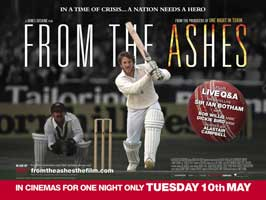 From the Ashes - 11 x 17 Movie Poster - UK Style B