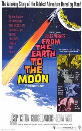 From the Earth to the Moon - 11 x 17 Movie Poster - Style A