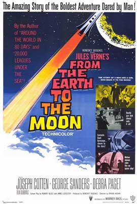 From the Earth to the Moon - 27 x 40 Movie Poster - Style A