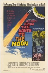 From the Earth to the Moon - 43 x 62 Movie Poster - Bus Shelter Style A