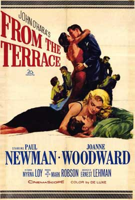From the Terrace - 11 x 17 Movie Poster - Style A