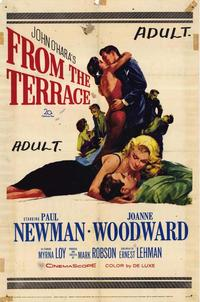 From the Terrace - 27 x 40 Movie Poster - Style A