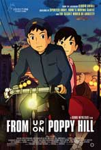 From Up on Poppy Hill - DS 1 Sheet Movie Poster - Style A