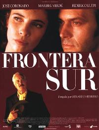 Frontera Sur - 11 x 17 Movie Poster - Spanish Style A