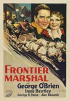 Frontier Marshal - 11 x 17 Movie Poster - Style C