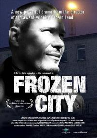 Frozen City - 43 x 62 Movie Poster - Bus Shelter Style A