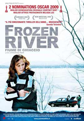 Frozen River - 11 x 17 Movie Poster - Italian Style A