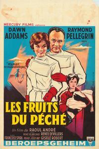 Fruits du p�ch�, Les - 27 x 40 Movie Poster - Belgian Style A