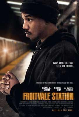Fruitvale Station - 27 x 40 Movie Poster - Style A