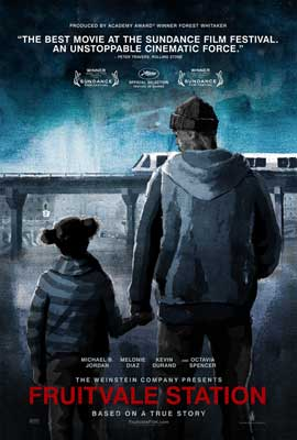 Fruitvale Station - 27 x 40 Movie Poster - Style B