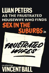 Frustrated Wives - 11 x 17 Movie Poster - Style A