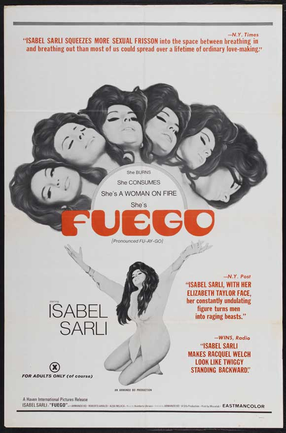 Fuego movie