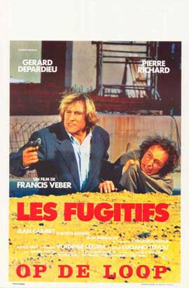 Les Fugitifs - 27 x 40 Movie Poster - Belgian Style A