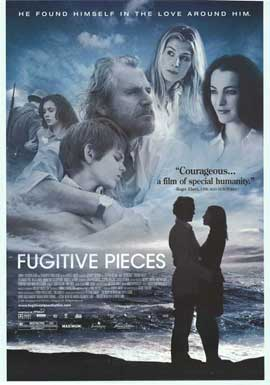 Fugitive Pieces - 27 x 40 Movie Poster - Style A
