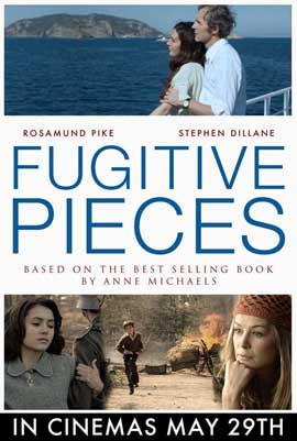 Fugitive Pieces - 11 x 17 Movie Poster - Style B