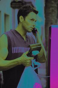 The Fugitive (TV) - 8 x 10 Color Photo #002