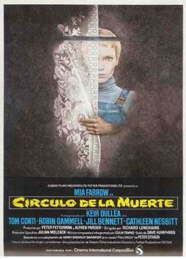 Full Circle - 11 x 17 Movie Poster - Spanish Style A