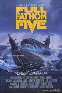Full Fathom Five - 11 x 17 Movie Poster - Style A