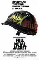 Full Metal Jacket - 11 x 17 Movie Poster - Style A