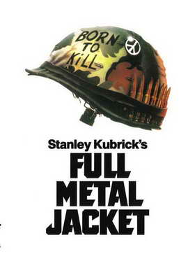 Full Metal Jacket - 11 x 17 Movie Poster - Style E