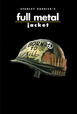 Full Metal Jacket - 11 x 17 Movie Poster - Style G