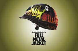 Full Metal Jacket - 11 x 17 Movie Poster - Style I