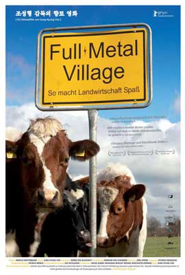 Full Metal Village - 27 x 40 Movie Poster - German Style A