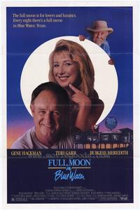 Full Moon in Blue Water - 27 x 40 Movie Poster - Style A