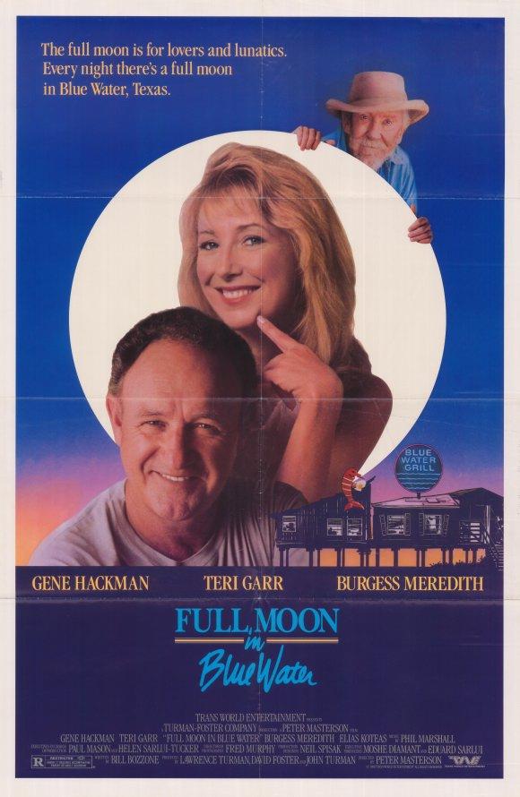 Full Moon Movies Full Moon in Blue Water
