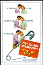Full of Life - 11 x 17 Movie Poster - Style A