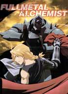Fullmetal Alchemist (TV) - 11 x 17 TV Poster - Style J